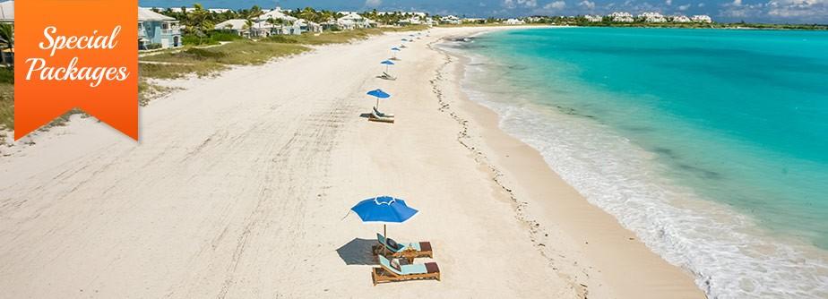 Dream beaches in the Bahamas