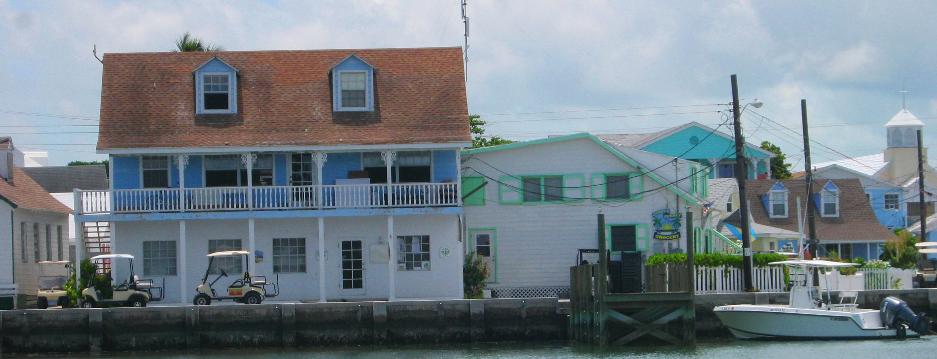House rentals green turtle cay - Flight